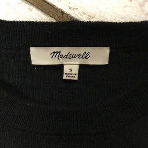 Madewell Tops - Madewell Ribbed Tee
